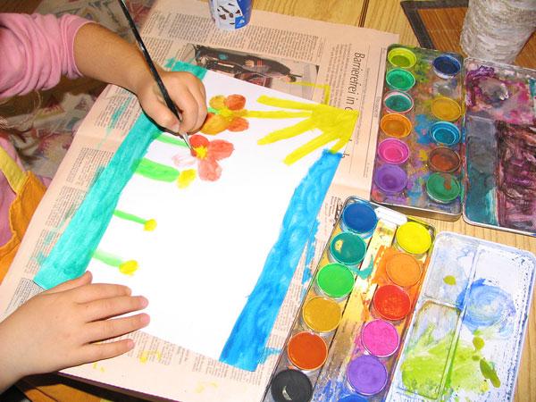 Schöne wie bilder man malen kann Zeichnen Mädchen